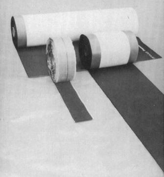 FDT Rhepanol-fk 2,5/0,35 m beidseitig Grau