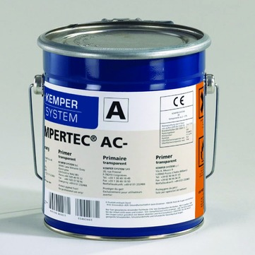 KEMPER KEMPERTEC AC-Grundierung 5,0 kg Komponente A Transparent