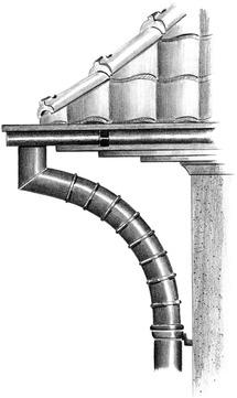 Messerschmidt Gliederbogen DN100 40/ 49 mm bei Bestellung Durchmesser angeben Kupfer