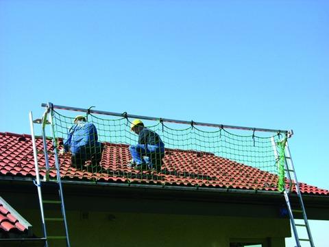 Mauderer Leitern-Dachschutzwand Grundset Grundmodul 5m Bavaria