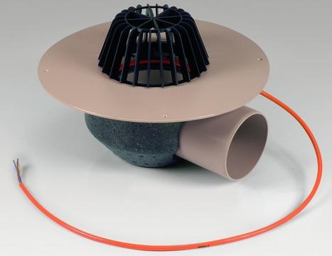 Sika Gully senkrecht wärmegedämmt 100 mm Sarnafil