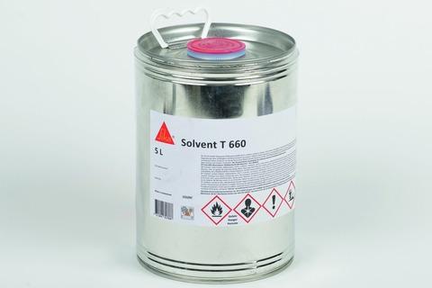 Sika Solvent T 660 5 l Sarnafil Farblos