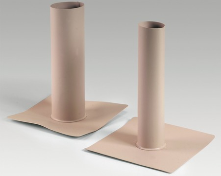 Sika Rohreinfassung V 125 Sarnafil 300x300 mm Beige