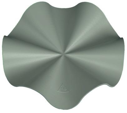 Sika Sarnafil Formteilecke Wandanschluss 90 Grad 160mm 10 Stück im Karton Beige
