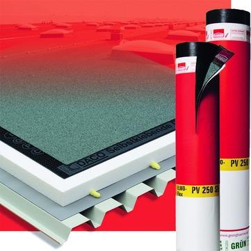 Börner ELMO-Flex PV 250 1,08x5,00 m 5,5 mm Grün