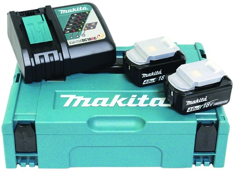 Makita Power Source Kit 197494-9 4Ah 18,0 Volt