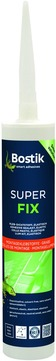 Bostik Montageklammer Superfix 290 ml MS-Polymer elastische Kartusche Schwarz