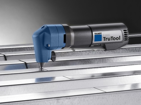 TRU Tool N 160 E Nibbler 350W kl.Radius 40mm