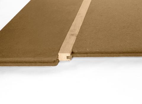STEICO Steico-Floor 40mm 1200x380mm Berechnungswert 040 WLS 038