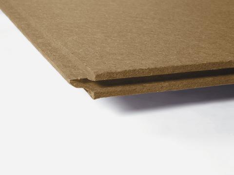 STEICO Steico-Universal Nut/Feder 22 mm 2500x600 mm HFD naturharzgebunden WLS 050