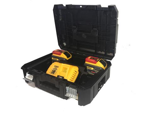 Stanley-Dewalt Akku-Starter-Set DCB118X2T 54,0 Volt 162Wh