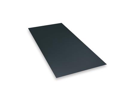 PREFA Tafel 0,70 mm 1000x3000 mm glatt P. 10 Anthrazit