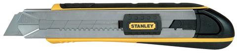 Stanley-Dewalt Cutter FatMax 25mm 0-10-486 mit vier Ersatzklingen