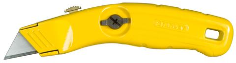 Stanley-Dewalt Arbeitsmesser Stanley 0-10-707 mit einziehbarer Klinge