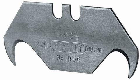 Stanley-Dewalt Hakenklinge 1996 10x1mm ohne 2-11-983 ohne Lochung 10 Stück im Spender