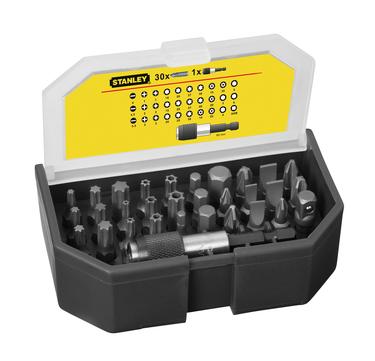 Stanley Bits Sortiment 1/4 Zoll 31-teilig 1-13-903 Expert Range 25 mm