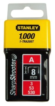 Stanley-Dewalt Klammer Typ A 8mm 5/16 1-TRA205T 1000 Stück