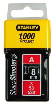 Stanley-Dewalt Klammer Typ A 4mm 1-TRA202T 1000 Stück