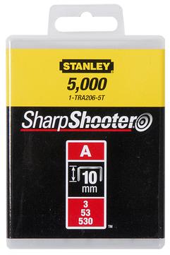 Stanley-Dewalt Klammer Typ A 10mm 1-TRA206-5T 5000 Stück