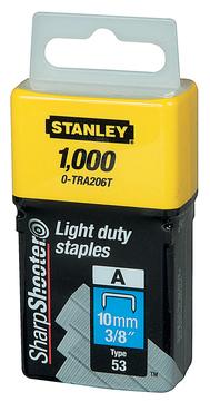 Stanley-Dewalt Klammer Typ A 10mm 1-TRA206T 1000 Stück
