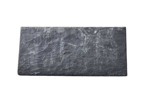 Magog Schiefer Rechteck 40x20 cm ungelocht Schiefergrube C77