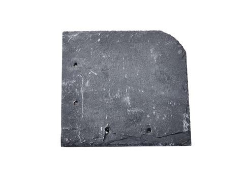 Magog Schiefer universal 20x20 cm gelocht Grube C83