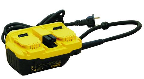 Stanley-Dewalt Netzadapter DCB500 230 Volt für 2x54,0 Volt XR FlexVolt