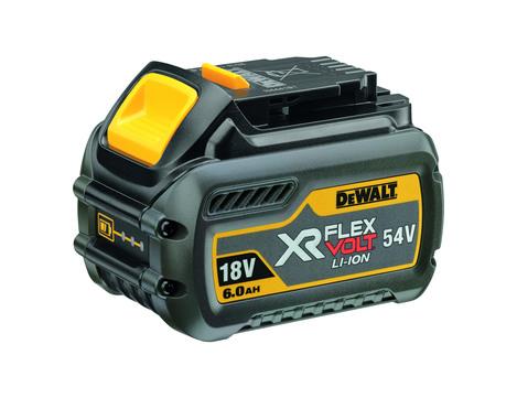Stanley-Dewalt Ersatzakku DCB546 54,0 Volt bzw. 18,0 Volt max. 6,0Ah