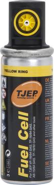 KYOCERA UNIMERCO Gaskartusche 78 mm Nr.100851 TJEP gelber Ring