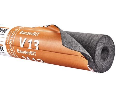 Bauder V13 besandet 10,00 m2 je Rolle