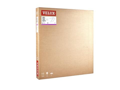 VELUX Austauschfenster Kunststoff VKU Y85 0074 113x124 cm Polyurethan Thermo Aluminium