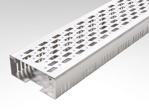 Bauder Entwässerungsrinne EA150 1000x150x60 mm