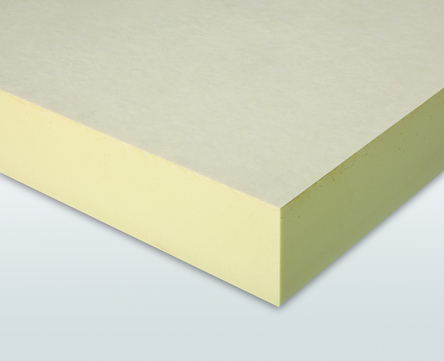 Bauder PIR Kompakt Planplatten B2 600x600 mm WLS 030