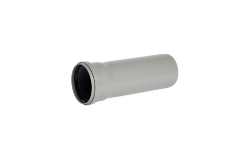 Bauder Rohrverlängerung DN 100 260 mm für Dunstrohr Thermoplan/Thermofin