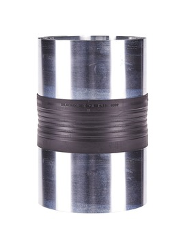 Raku Dehnfugenband 300/0,7 mm 3 m einseitig vulkanisiert Titanzink