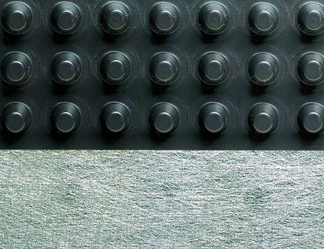 Onduline GMS Filtervlies 2,0 m Schwarz