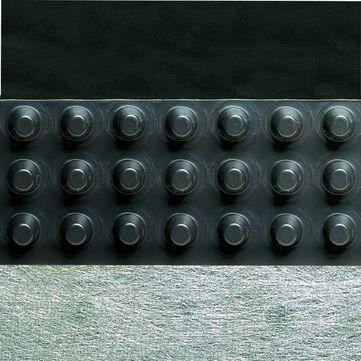 Onduline GMS Filtervlies Plus 2,0 m Schwarz