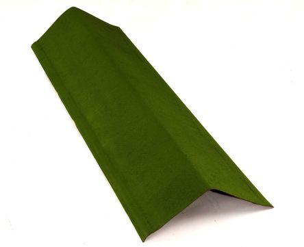 Onduline ONDULINE Ortgangabschluss für classic Grün