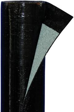 SOPREMA Sopralene flam 50 1,00x 5,00 m Dunkelbraun