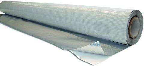 Sika Sikavap 5000 E SK Aluminium 1,50x50,0 m Aluminium-Verbund Dampfsperrbahn