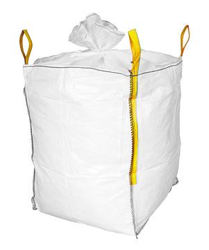 DESABAG Big Bag 90x 90x110 cm unbeschichtet unbedruckt geschlossener Boden