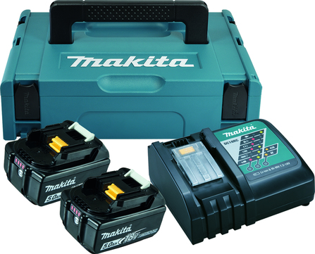 Makita Power Source Kit 5 Ah 197624-2
