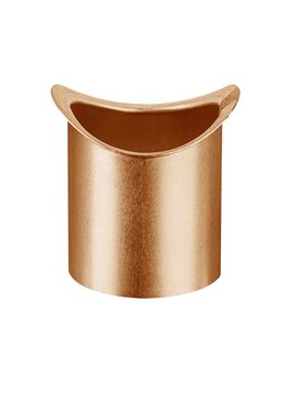 Grömo 10-teilig Rinnenstutzen rund 60 mm zum Löten 200/ 60 mm Kupfer