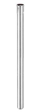 Grömo 6-teilige Standrohr 2,0 m DN100 ohne Deckel 100/2000 mm Verzinkt