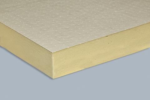 Bachl PUR-Dämmplatte Mineralvlies 50 mm 1250x 625 mm mit Falz WLS 029