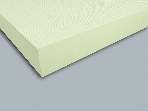 Bachl Styrodur-2800C 100 mm stumpf Hartschaumplatte 1250x600 mm WLS 038