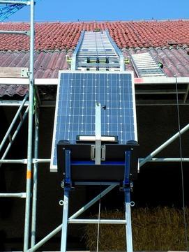 GED Solarfixl.250 14,0m kpl. Tragfähigkeit bis 250kg