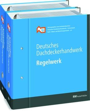 Müller Ordner Fachregeln des Dach- Deckerhandwerks 2018