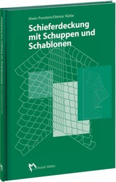 Müller Buch Schieferdeckung mit Schuppen und Schablonen 2000