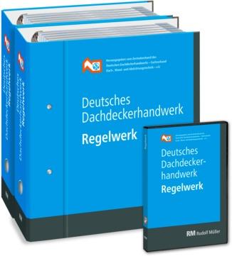 Müller Kombi Paket Regelwerk DDH 2 Ordner und 1 CD-ROM 2018